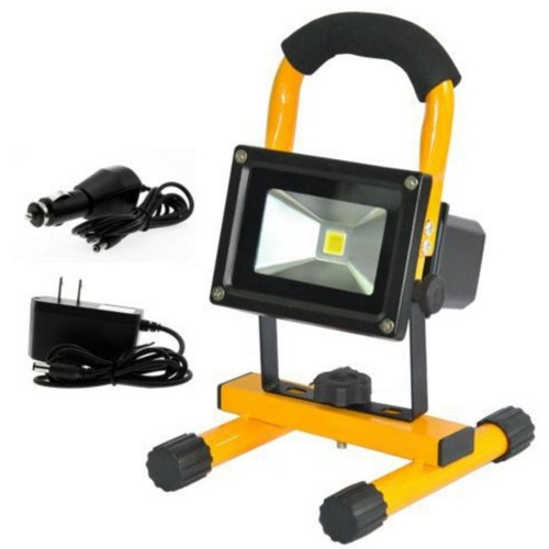 RECHARGEABLE FLOOD LIGHT ΠΡΟΒΟΛΕΙΣ
