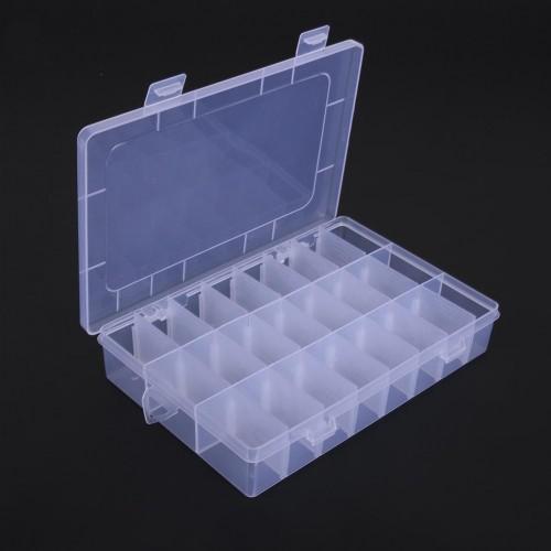 plastic box 24