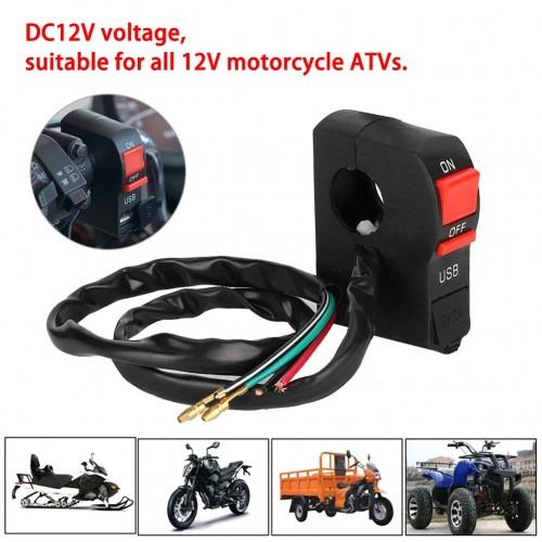 moto switch USB