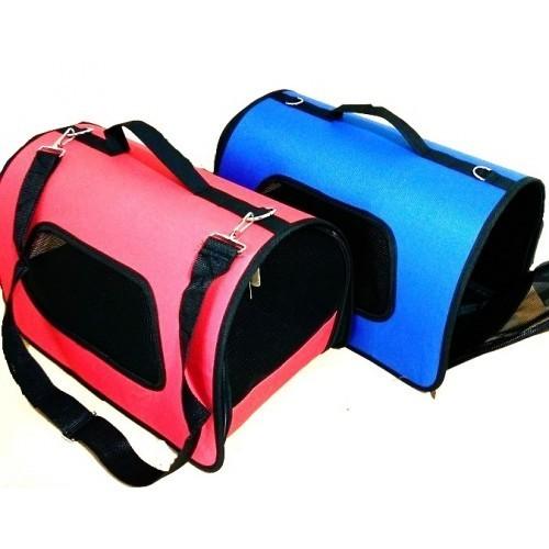 Pet Carrier Aslant Bag Mesh Window Dog Carrier Oxford Cloth Pet Handbag for Outdoors Hiking Camping PET BAG