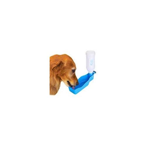 ΜΠΟΥΚΑΛΙ ΝΕΡΟΥ ΤΑΞΙΔΙΟΥ ΓΙΑ ΚΑΤΟΙΚΙΔΙΑ ΜΕ ΜΠΟΛ 500ML TRAVELER WATERER Pets