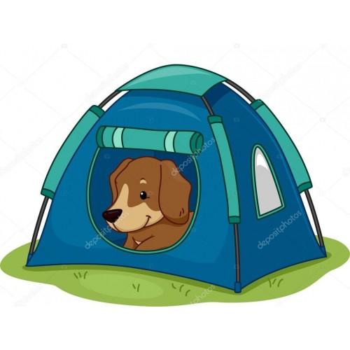 ΣΚΗΝΗ ΓΙΑ ΓΑΤΑ ΚΑΙ ΣΚΥΛΟ ΑΕΡΙΖΟΜΕΝΗ DOG TENT Pets