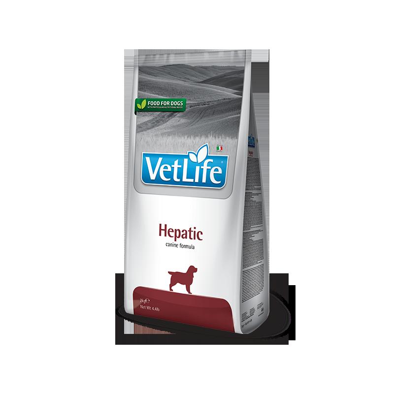 Hepatic canine 12kg