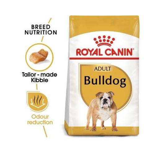 Royal Canin Dog Food BULLDOG ADULT 3KG