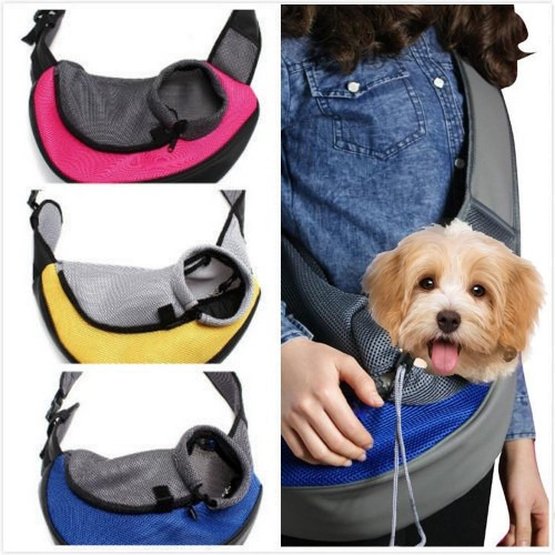 CISNO Adjustable Pet Dog Sling Carrier Bag CISNO BAG