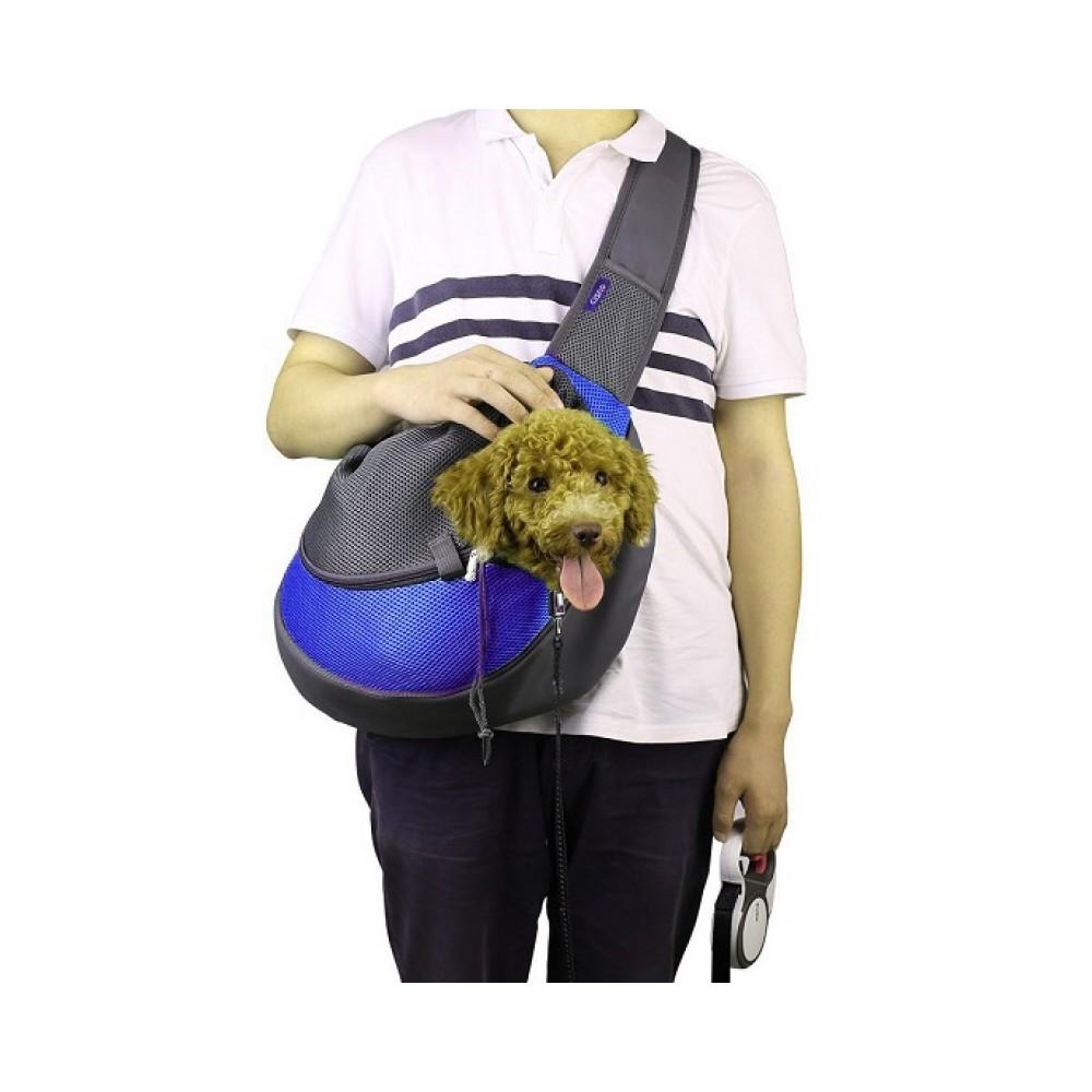CISNO Adjustable Pet Dog Sling Carrier Bag