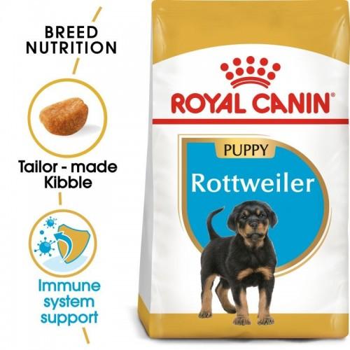 ΤΡΟΦΗ ΓΙΑ ΚΟΥΤΑΒΙ ΡΑΤΣΑΣ Rottweiler 3kg