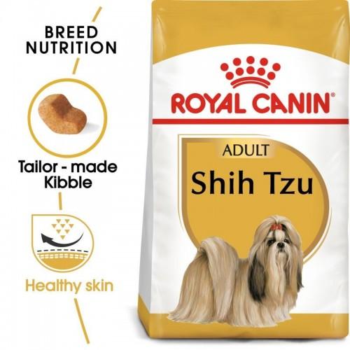 ΤΡΟΦΗ ΓΙΑ ΕΝΗΛΙΚΟΥΣ ΣΚΥΛΟΥΣ ΡΑΤΣΑΣ Shih tzu 1,5kg