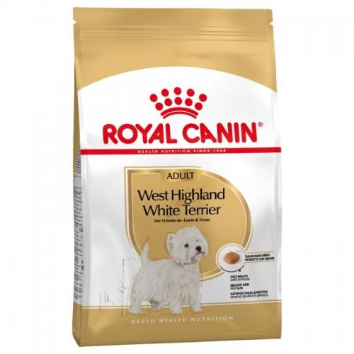 ΤΡΟΦΗ ΓΙΑ ΕΝΗΛΙΚΟΥΣ ΣΚΥΛΟΥΣ ΡΑΤΣΑΣ West Highland White Terrier 3kg