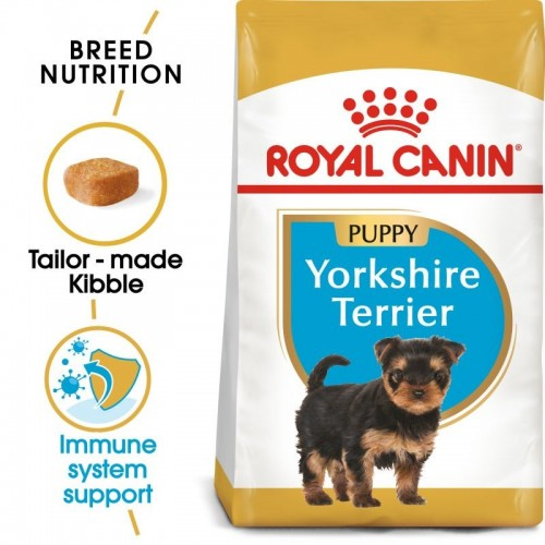 Royal Canin Yorkshire Terrier Puppy Dry Dog Food 1.5kg  Yorkshire Terrier Puppy 1,5kg