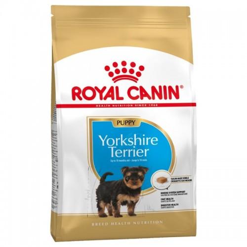 ΤΡΟΦΗ ΓΙΑ ΚΟΥΤΑΒΙΑ ΡΑΤΣΑΣ Yorkshire Terrier 1,5kg