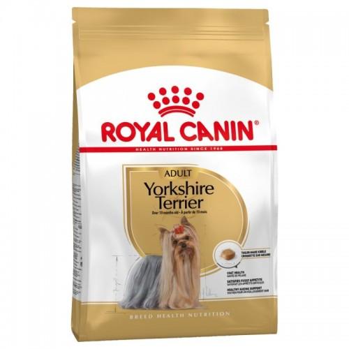 ΤΡΟΦΗ ΓΙΑ ΕΝΗΛΙΚΟΥΣ ΣΚΥΛΟΥΣ ΡΑΤΣΑΣ Yorkshire Terrier 7,5kg