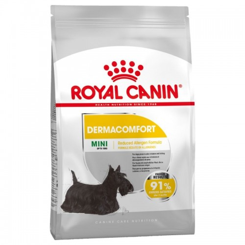 Royal Canin CCN Dermacomfort Mini суха храна 3kg