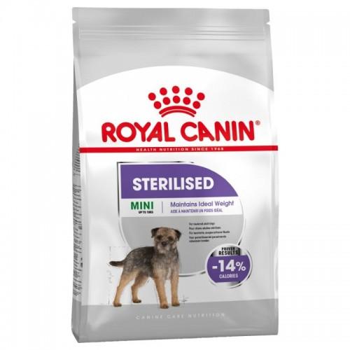 Royal Canin CCN Sterilised Mini суха храна 1kg