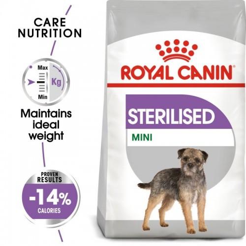 Royal Canin Food CCN Mini Steriled 3kg