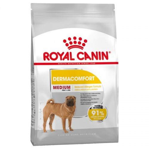 Royal Canin CCN Dermacomfort Medium суха храна 3kg