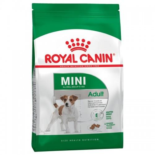 Royal Canin Mini Adult +8 суха храна 2kg
