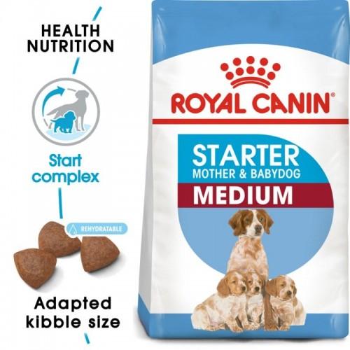 SHN Medium Starter 4kg