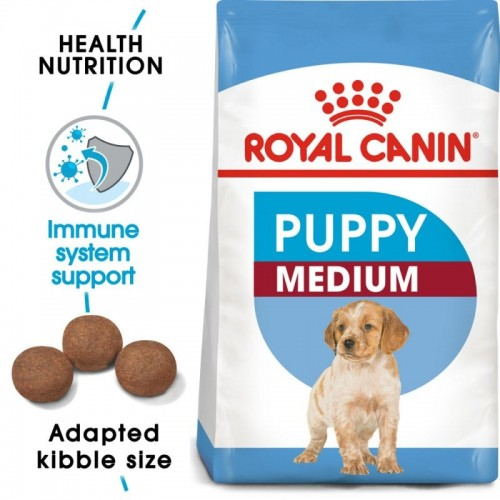 SHN Medium Puppy 4kg