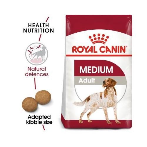 Royal Canin Food SHN Medium Adult 4kg