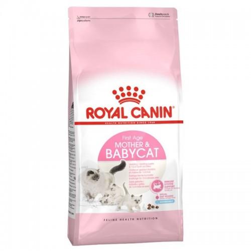 Royal Canin Mother & Babycat суха храна 2kg