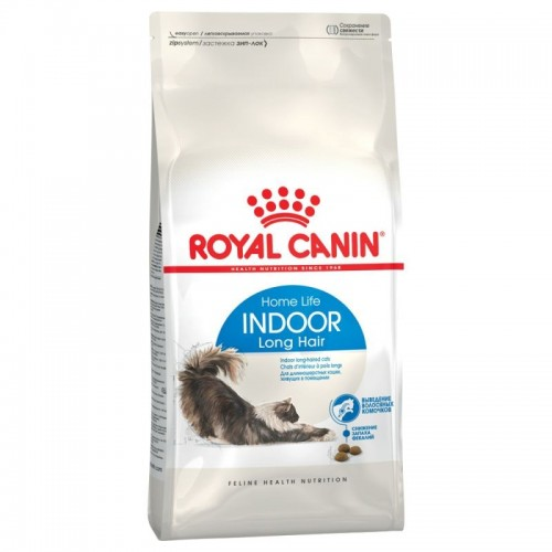 Royal Canin Food FHN Indoor Long Hair 2kg