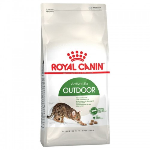 Royal Canin Food FHN Outdoor 2kg