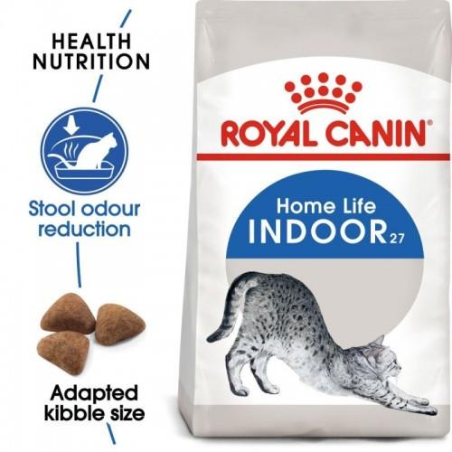Royal Canin Food FHN Indoor 27  2kg