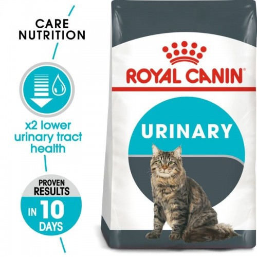 Royal Canin Food FCN Care Urinary 4kg
