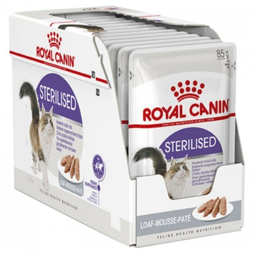 Royal Canin Dog Food STERILISED 85g