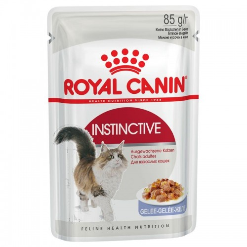 Royal Canin Dog Food Instinctive In Jelly 85g