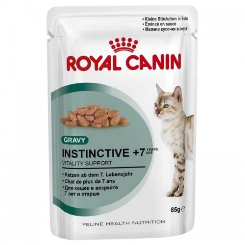 Royal Canin Dog Food Instinctive 7+ 85g