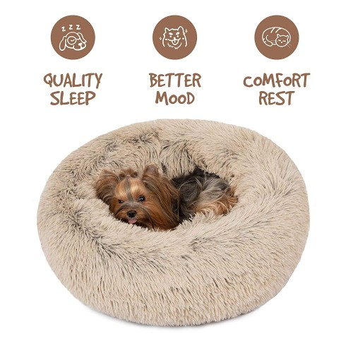 DOG BED Brown