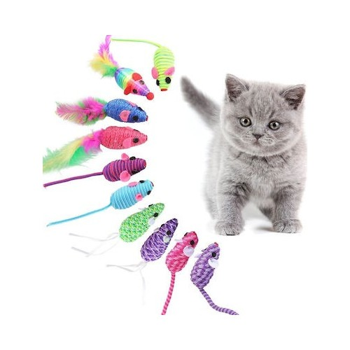 CAT TOY MOUSE 2