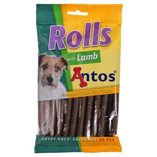 antos pet Rolls Lamb 20 pcs