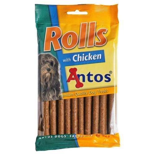 ΣΤΙΚ με γευση κοτοπουλο Rolls Chicken 20 pcs