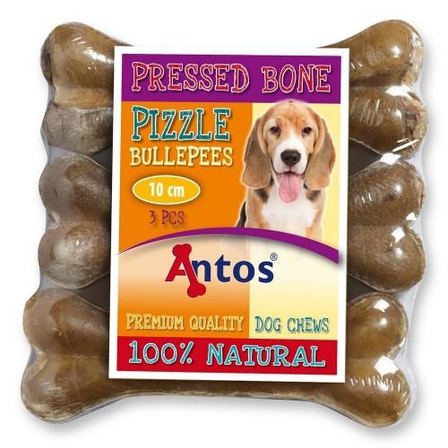 antos pet Pressed Bone 10 cm 3 pcs 135 gr