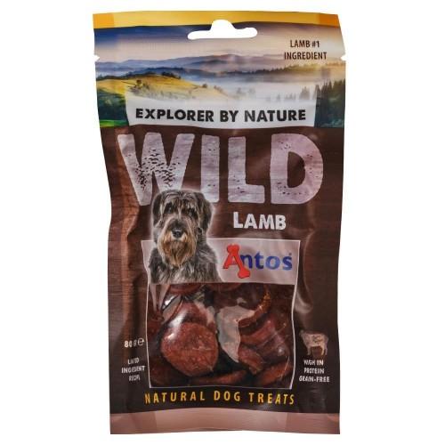 ΛΙΧΟΥΔΙΕΣ με γευση αρνι WILD Lamb 80 gr