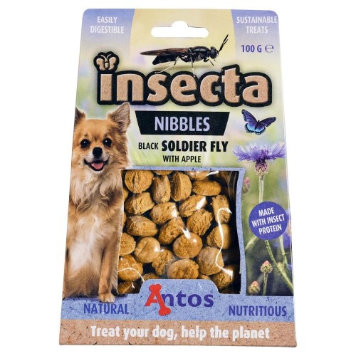 Insecta Soldier & Apple 100 gr