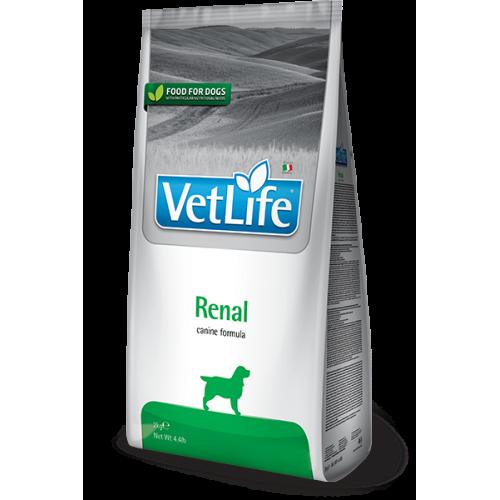 DOG Renal canine 2kg vetlife 21.01.036