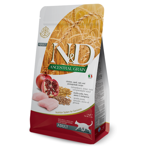 N&D Chicken & Pomegranate Adult 1,5kg