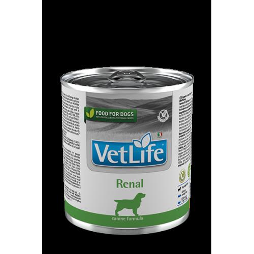 ΚΛΙΝΙΚΗ ΚΟΝΣΕΡΒΑ  Renal Wet Food Canine dog