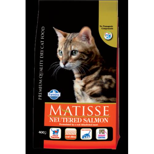 MATISSE Neutered Salmon 10kg