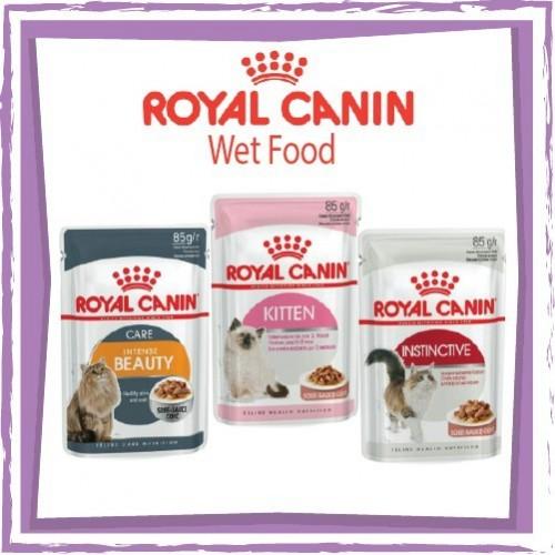 Royal Canin Dog Food Instinctive in Gravy 85g