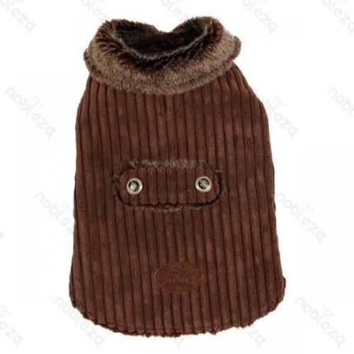 CORDUROY dog jacket