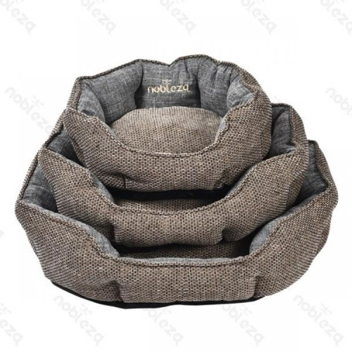 Octagon Shape Soft Fleece Dot Design for Small and Medium Dogs