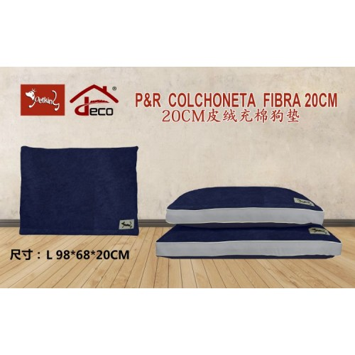 decocasa DOG mattress BLU