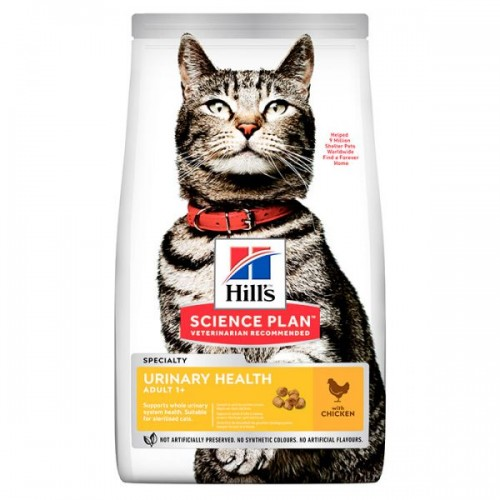 Hill's Pet Nutrition Adult URINARY Health chick 1,5kg