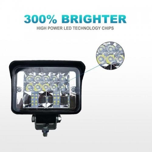 LED 54W COMBO HEADLIGHT