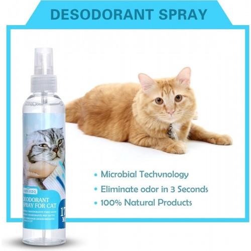 DEODORANT FOR CATS
